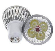 Недорогие -HRY 3000/6500 lm E14 GU10 GU5.3(MR16) E26/E27 Точечное LED освещение MR16 4 светодиоды Высокомощный LED Декоративная Тёплый белый
