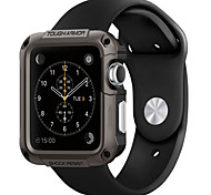 Tough Armor Case Heavy Duty Protective for Apple Watch 3 42mm