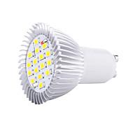 abordables -5W 400 lm GU10 Focos LED PAR38 16 leds SMD 5630 Decorativa Blanco Cálido Blanco Fresco 85-265V
