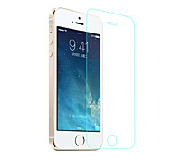 abordables -Protecteur d'écran Apple pour iPhone 6s Plus iPhone 6 Plus iPhone SE/5s Verre Trempé 3 pièces Ecran de Protection Avant Antidéflagrant