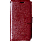 PU Leather + TPU Back Cover Wallet Case Flip Cover Photo Frame Case for Nokia Lumia 435/Lumia 535/Lumia 640/Lumia 640 XL