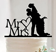 NEW Event Party Supplies Accessory Fondant Cake Decorating Tools Personalized Customized Wedding Acrylic Cake Topper
