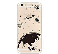 Per iPhone 8 iPhone 8 Plus iPhone 7 iPhone 7 Plus iPhone 6 iPhone 6 Plus Custodie cover Transparente Custodia posteriore Custodia Con