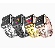 Недорогие -Ремешок для часов для Apple Watch Series 3 / 2 / 1 Apple Бабочка Пряжка Нержавеющая сталь Повязка на запястье