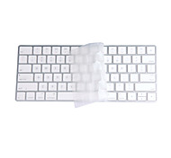 cheap -For Apple Magic Keyboard Clear TPU Laptop Keyboard Cover Skin Protective Film, US layout