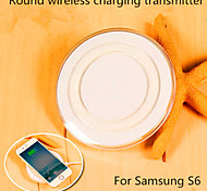 Недорогие -qi беспроводное зарядное устройство для iphone x 8 samsung galaxy s8 плюс примечание 8 встроенный qi приемник смартфон