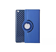 360 Rotation TPU Leather Case Smart Cover Ipad mini3 Flip Cases With Stand Function For Apple iPad 4/3/2