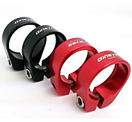 abordables -Tija abrazaderas Ciclismo / Bicicleta Ciclismo Aleación de aluminio Negro Rojo