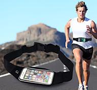 Недорогие -спортивный бег талии пояс случай работает сумка для Iphone 6 / 6с и других телефонов ниже 4,7 дюйма (ассорти цветов)
