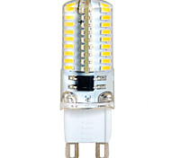 cheap -YWXLIGHT® 6W 500-550 lm G9 LED Bi-pin Lights T 72 leds SMD 3014 Decorative Warm White Cold White AC 220-240V
