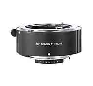 kooka kk-n25a aluminio af tubo de extensión macro para nikon cámaras SLR de 25mm