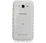 рисунок волны скольжения ручки ТПУ Мягкий случай телефона для Samsung Galaxy Grand премьер ядра / Prime / J1 / J2 / J3 / J5 / J1 туз / J7