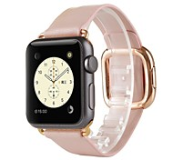 Ver Banda para Apple Watch Series 3 / 2 / 1 Correa de Muñeca Hebilla Moderna