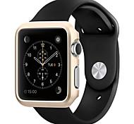 Недорогие -для Apple Наблюдать 42мм случае ультра тонкий защитный чехол пластиковый жесткий передней оболочки для Apple Наблюдать 42мм случае с