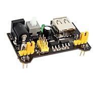 HZDZ Power Modul für Breadboard - Blau (6,5 ~ 12V)