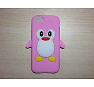 cheap -Cute Cartoon Shell Silicone Sets Mobile Phone Protection Shell For iPod touch 6(Assorted Color)