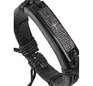 Leather Bracelet(Random Color)