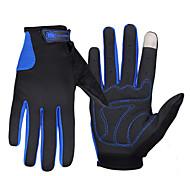 FJQXZ® Спортивные перчатки Жен. / Муж. Перчатки для велосипедистов Осень / Зима ВелоперчаткиСохраняет тепло / Анти-скольжение /