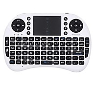 cheap -MINI I8 Wireless Keypad 2.4G Touchpad Keyboard Mini Air Flying Wireless Keyboard And Mouse