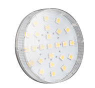 4W GX53 LED Spotlight 25 SMD 5050 180-200lm Warm White 2800K AC 220-240V 1pc