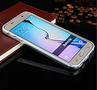 Samsung Samsung Galaxy S6 - Задняя панель/Бампер - Однотонные/Металлическое покрытие/Специальный дизайн - Мобильный телефон Samsung (