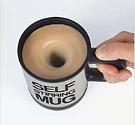Недорогие -самостоятельно перемешивания кружка кофе автомат размешать чашки чая офис смешной подарок смешивания напитков