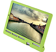 cheap -Case For Lenovo Back Cover Solid Colored Soft Silicone for Lenovo Yoga Tab 3 Pro