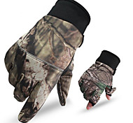 Fulang Touch Screen Gloves Nylon Wear-resisting Cycling Camouflage Gloves  GE27