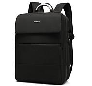 Недорогие -15,6-дюймовый водонепроницаемый ноутбук рюкзак унисекс ранец рюкзак путешествия мешок школы рюкзак для Macbook / Dell / л, и т.д.