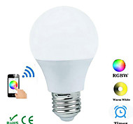 E26/E27 Decoration Light B 1 COB 300-3600 lm RGB K Bluetooth AC 100-240 V