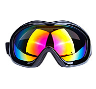 abordables -obaolay para gafas de esquí unisex púrpura / amarillo anti-niebla / anti-ultravioleta / a prueba de golpes / impermeable / TPU Tamaño