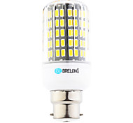 10W B22 LED Corn Lights T 108 SMD 900 lm Warm White Cold White 6000-6500;3000-3500 K AC 220-240 V