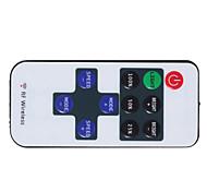 youoklight® мини ВЧ 433,92 одноцветной LED Strip диммер набор контроллер - белый + красный + черный (DC 12 ~ 24v)