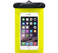 Недорогие -Водонепроницаемая сумка Сотовый телефон сумка для Водонепроницаемость Запечатан ПВХ 20 м