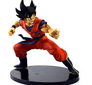 Dragon Ball Son Goku PVC Las figuras de acción del anime Juegos de construcción muñeca de juguete