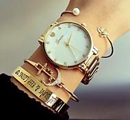 Fashion Women's Watches Heart Shell Geneva Quartz Analog Strip Wrist Watch Montres Femme Gift Idea Girls Watch Cool Watches Unique Watches Strap Watch