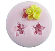 baratos -Molde Flor Torta Biscoito Bolo Silicone Amiga-do-Ambiente Faça Você Mesmo Dia de Ação de Graças