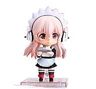 Figure Anime Azione Ispirato da Cosplay Cosplay 11 CM Giocattoli di modello Bambola giocattolo