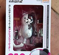 Las figuras de acción del anime Inspirado por Cosplay Monokuma 10 CM Juegos de construcción muñeca de juguete
