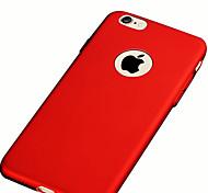 Недорогие -случай крышки ПК для iphone 6 / 6s / 6s плюс случаи iphone 6 случаев iphone