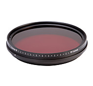 FOTGA® All-in-One Adjustable 530nm-750nm Infrared IR Pass X-Ray Lens Filter 46/49/52/55mm