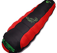 Sleeping Bag Mummy Bag +10°C Keep Warm Moistureproof/Moisture Permeability Well-ventilated Quick Dry Windproof Dust Proof 220X80 Hunting