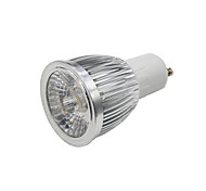 cheap -5W 250-300 lm E14 GU10 GU5.3(MR16) GX5.3 E26/E27 B22 LED Spotlight MR16 1PCS leds COB Decorative Warm White Cold White AC 12V DC 12V AC