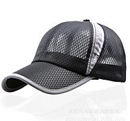 Men's Women's Unisex Spring Summer Fall/Autumn Hat Breathable Protective Cotton Nylon Baseball
