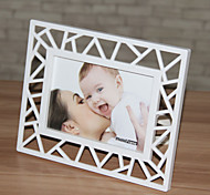 cheap -Continental 7-Inch Photo Frame Photo Wall Plastic Photoframe Ornaments Shop Stall  Boutique(Style random)