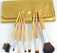 Makeup Brushes Set  7pcs Cosmetic Beauty Care Makeup for Face
