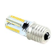 5W E17 Bombillas LED de Mazorca T 80 leds SMD 3014 Blanco Cálido Blanco Fresco 400-450lm 3000-3500/6000-6500K AC 100-240V