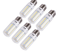 cheap -YouOKLight 15W 1350 lm E14 E26/E27 LED Corn Lights T 56 leds SMD 5730 Decorative Warm White Cold White AC 110-130V AC 220-240V