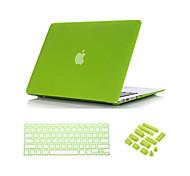 """3 в 1 плывуне случае матовые полное тело с клавиатурой и крышкой пыли разъем для Macbook Air 13 """""""