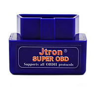 cheap -Jtron WiFi ELM327 OBD2 Car Scan Tool for IPHONE / IPAD / IPOD - Blue